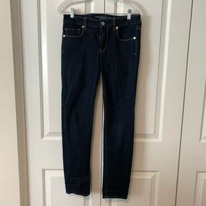 AE Outfitter Jeans - Super Skinny Stretch Size 6